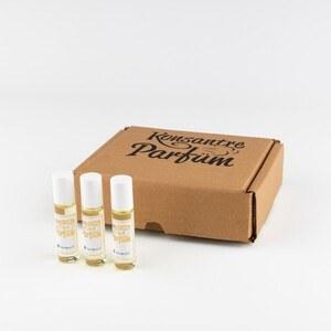 Konsantre Parfüm - 3 TANE 10 GR