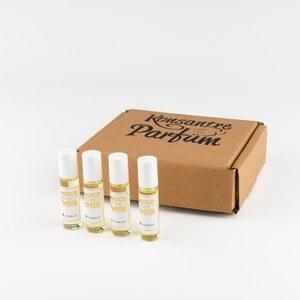 Konsantre Parfüm - 4 TANE 10 GR