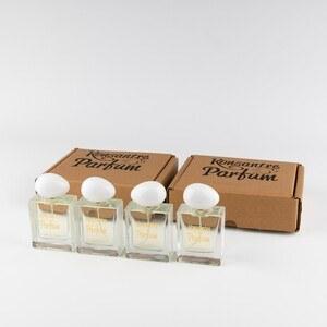 Konsantre Parfüm - 4 TANE 50 ML SPREYLI EXTRAIT DE PARFUM FORMATINDA