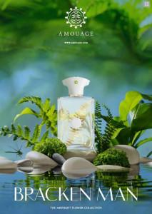 Amouage - BRACKEN MAN AMOUAGE FOR MEN