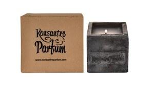 Konsantre Parfüm - BULVGARİ MAN IN BLACK KOKULU MUM 220 Gr.