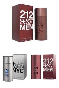 Konsantre Parfüm - Carolina Herrera En Sevilen Erkekler Orijinal Parfüm Seti