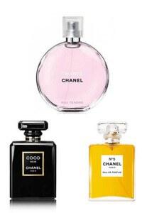 Konsantre Parfüm - Chanel Kadın Setinin En İyisi