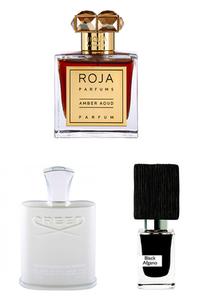 Konsantre Parfüm - Creed - Nasomatto - Roja Bayan Parfüm Seti