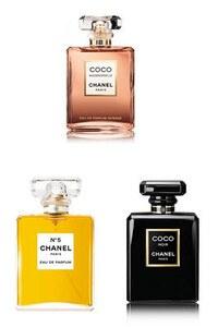 Konsantre Parfüm - En Sevilen Chanel Bayan Parfüm Seti