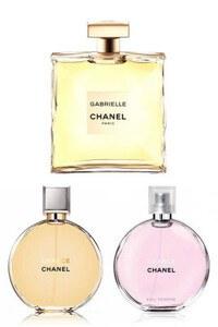 Konsantre Parfüm - En Sevilen Chanel Bayan Set