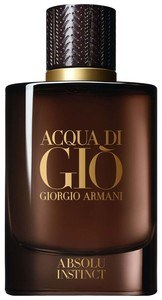 Giorgio Armani - ACQUA Dİ GİÒ ABSOLU INSTİNCT