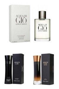 Konsantre Parfüm - Giorgio Armani En Çok Satan Erkek Orijinal Parfüm Seti