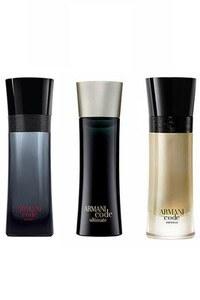 Konsantre Parfüm - Giorgio Armani Erkek Parfüm Seti