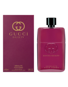 Gucci - GUİLTY ABSOLUTE