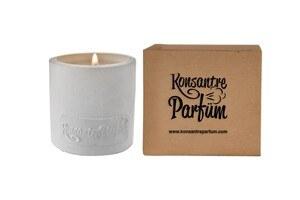Konsantre Parfüm - NARCISO RODRIGUEZ FOR HER EDP (PEMBE ŞİŞE) KOKULU MUM 220 Gr.