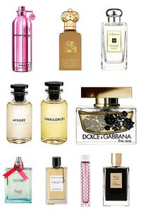 Konsantre Parfüm - Bayan Set - Montale - L.Vuitton - V.Cleef & Arpels - Jo Malone - C.Christian - Moschino - D&G - L.Vuitton - By Kilian - Gucci