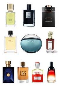 Konsantre Parfüm - Erkek Set - Hermes - Ex Nihilo - Penhaligons - C.Dior - Bvlgari - G.Armani - Versace - By Kilian - Bvlgari - Creed
