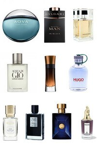 Konsantre Parfüm - Erkek Set - Versace - Amouage - Valentino - Creed - G.Armani - D&G - G.Armani - Hermes - Ex Nihilo - Bvlgari