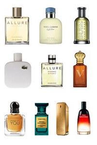 Konsantre Parfüm - Erkek Set - Viktor Rolf - G.Armani - P.Rabanne - Ex Nihilo - C.Klein - Yves - Marly - Abercrombie & Fitch - Lacoste - Chanel