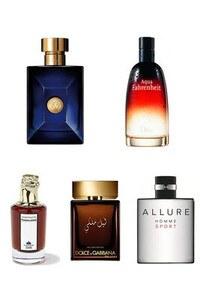 Konsantre Parfüm - Erkek Takım - D&G - Penhaligons - C.Dior - Chanel - Versace