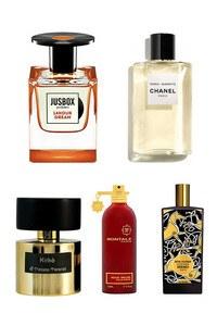 Konsantre Parfüm - Unisex Set - Chanel - Jusbox - Tiziana Terenzi - Memo Paris - Montale