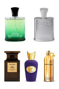 Konsantre Parfüm - Unisex Set - Creed - Sospiro - Tom Ford - Creed - Montale
