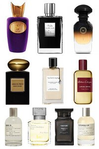 Konsantre Parfüm - Unisex Set - G.Armani - V.Cleef & Arpels - Le Labo - Maison FK - Sospiro - Le Labo - A.Cologne - By Kilian - AJ Arabia - Tom Ford