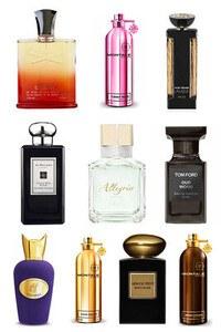 Konsantre Parfüm - Unisex Set - Lalique - Sospiro - Creed - Montale - Montale - Jo Malone - Maison FK - G.Armani - Tom Ford - Montale