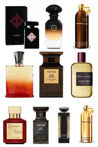 Konsantre Parfüm - Unisex Set - Maison FK - Creed - Montale - Tom Ford - Initio - Tom Ford - Montale - Lalique - A.Cologne - AJ Arabia