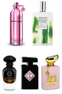 Konsantre Parfüm - Unisex Set - Montale - AJ Arabia - By Kilian - Initio - Alexandre.J