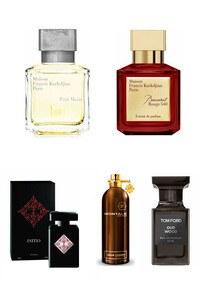 Konsantre Parfüm - Unisex Set - Montale - Maison FK - Initio - Maison FK - Tom Ford