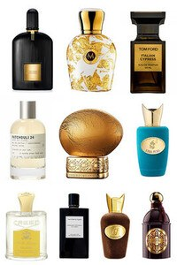 Konsantre Parfüm - Unisex Set - Sospiro - Creed - The House Of Oud - Moresque - Le Labo - V.Cleef & Arpels - Sospiro - Tom Ford - Guerlain - Tom Ford
