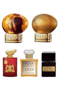 Konsantre Parfüm - Unisex Set - The House Of Oud - Tiziana Terenzi - Alexandre.J - Roja - The House Of Oud
