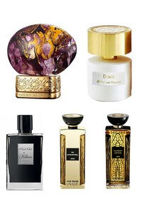 Konsantre Parfüm - Unisex Set - The House Of Oud - Tiziana Terenzi - By Kilian - Lalique - Lalique