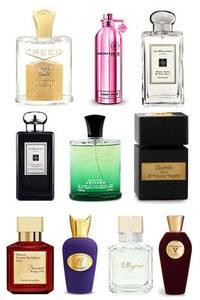 Konsantre Parfüm - Unisex Set - Tiziana Terenzi - Jo Malone - Montale - Creed - Jo Malone - Maison FK - Sospiro - Maison FK - Creed - V Canto