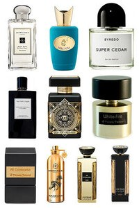 Konsantre Parfüm - Unisex Set - Tiziana Terenzi - Tiziana Terenzi - V.Cleef & Arpels - Sospiro - Lalique - Jo Malone - Byredo - Montale - Initio - Lalique