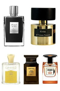Konsantre Parfüm - Unisex Set - Tom Ford - By Kilian - Jusbox - Creed - Tiziana Terenzi