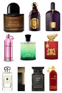 Konsantre Parfüm - Unisex Set - Tom Ford - LMZ - Guerlain - Montale - Creed - Tom Ford - Montale - Jo Malone - Alexandre.J - Byredo