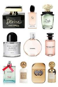 Konsantre Parfüm - Bayan Set - Byredo - Chanel - D&G - Simimi - Simimi - Gucci - G.Armani - D&G - Moschino - L.Vuitton