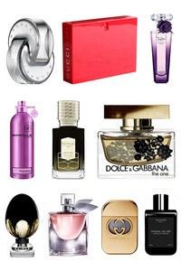 Konsantre Parfüm - Women Set - D&G - Gucci - Lancome - Lancome - LMZ - Montale - Ex Nihilo - Bvlgari - Gucci - By Kilian