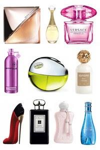 Konsantre Parfüm - Bayan Set - Davidoff - C.Klein - DKNY - Simimi - C.Dior - Jo Malone - C.Herrera - Marly - Montale - Versace