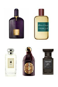 Konsantre Parfüm - Unisex Set - Tom Ford - Tom Ford - Guerlain - Jo Malone - A.Cologne
